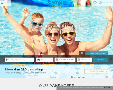 Canvasholidays.nl