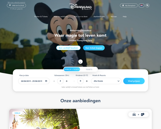 Disneylandparis.com