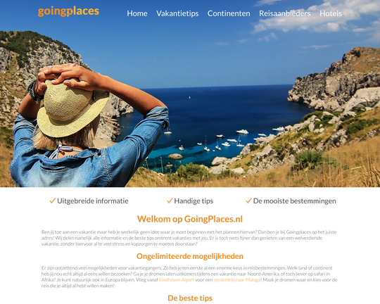 Goingplaces.nl
